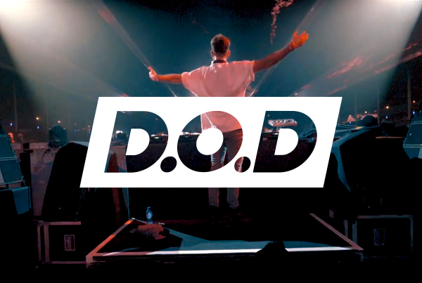 SANDER VAN DOORN & D.O.D – LET IT GO