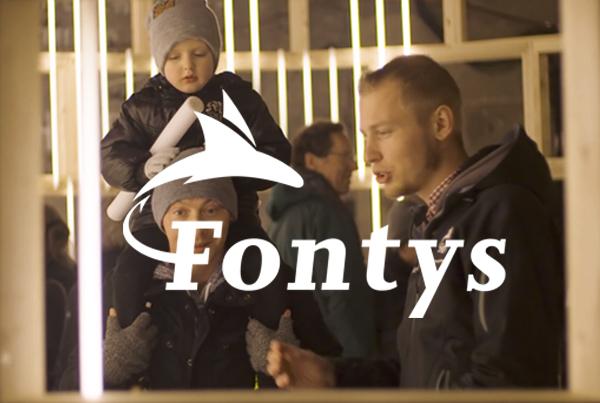 FONTY'S – GLOW